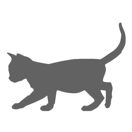 Logo Katze Mathilde Gläser